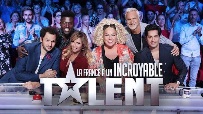 « La France a un incroyable talent » sur M6