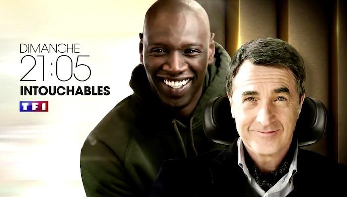 « Intouchables » avec Omar Sy et François Cluzet