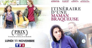 « Itinéraire d'une maman braqueuse » : un téléfilm évènement à découvrir le 11 novembre sur TF1