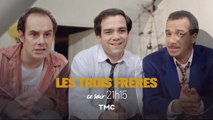 « Les Trois Frères »
