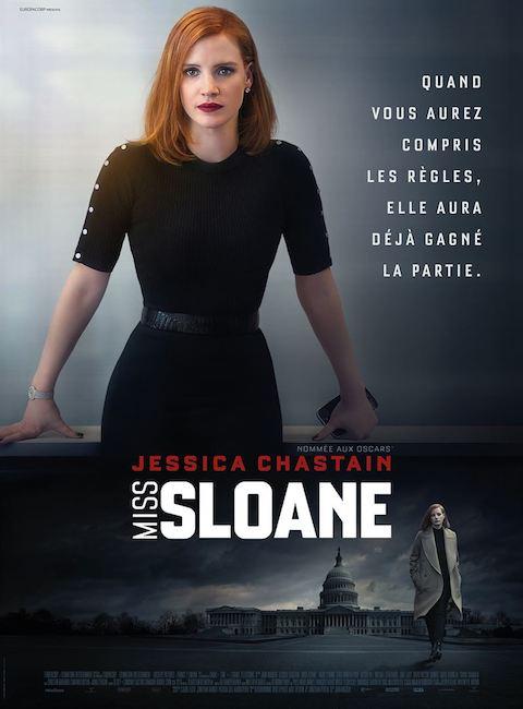 « Miss Sloane »