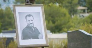 Plus belle la vie en avance : l'enterrement de Jérôme (vidéo PBLV épisode n°3903)