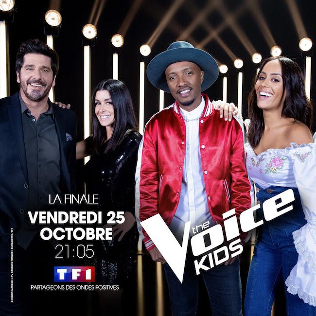 Finale de « The Voice Kids »