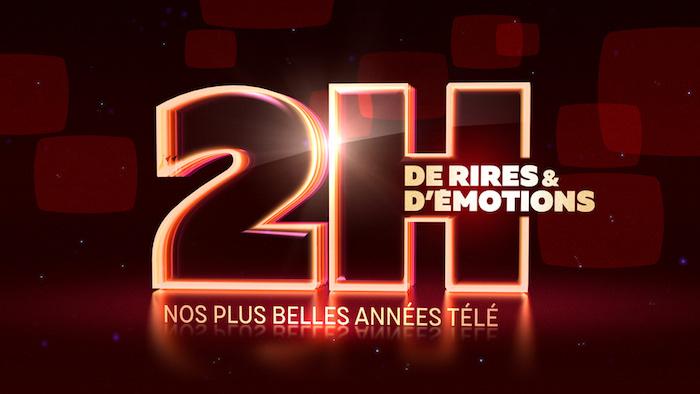 « 2 heures de rires et d'émotions : Nos plus belles années télé »