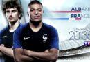 Audiences prime 17 novembre : Albanie / France très largement en tête