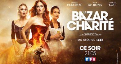 Ce soir l'heure du final pour « Le Bazar de la Charité » !