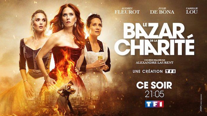 « Le Bazar de la Charité » du 25 novembre