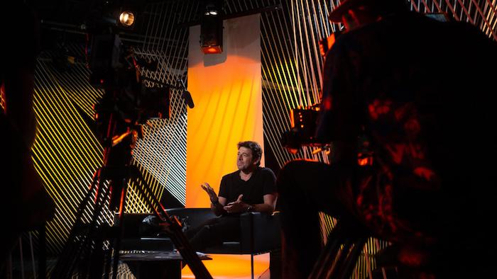 Patrick Bruel est sur France 3 dans « Bruel entre les lignes »