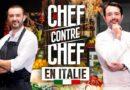 « Chef contre chef en Italie » avec Cyril Lignac et Jean-François Piège : le 12 décembre sur M6