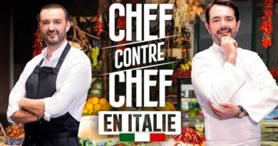 Ce soir sur M6 « Chef contre chef » en Italie (vidéo)
