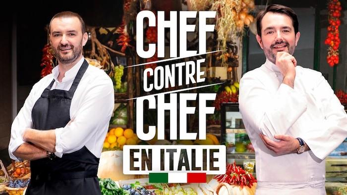 « Chef contre chef en Italie »