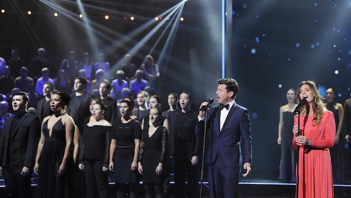 Vincent Niclo présente « 300 Chœurs chantent les plus grands airs classiques »