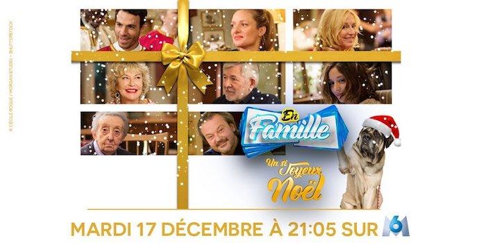 « En Famille » : prime « Un si Joyeux Noël »