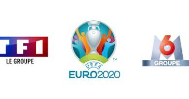 Euro 2020 : les groupes TF1 et M6 acquièrent les droits de diffusion
