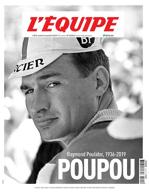 Mort de Raymond Poulidor