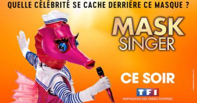 « Mask Singer » du 23 novembre : l'hippocampe et le monstre démasqués, nouveaux indices pour les autres…