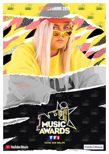 « NRJ Music Awards » : de nouveaux invités