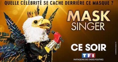 « Mask Singer » finale du 13 décembre : qui se cache derrière le masque de l'Aigle ? (indices)