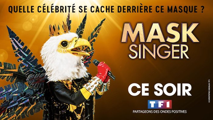 « Mask Singer » indices