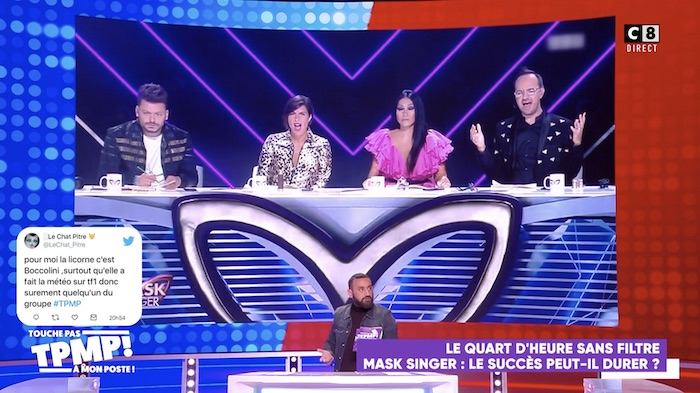 "TPMP : Cyril Hanouna flingue ""Mask Singer"", il n'est ""plus ami"" avec Kev Adams (VIDEO)"