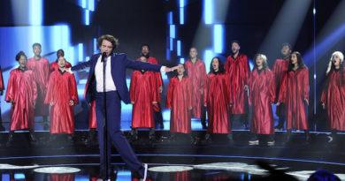 Ce soir sur France 3 « 300 Chœurs pour les fêtes » avec Slimane, Vitaa, Vincent Niclo, Black M…. (vidéo)