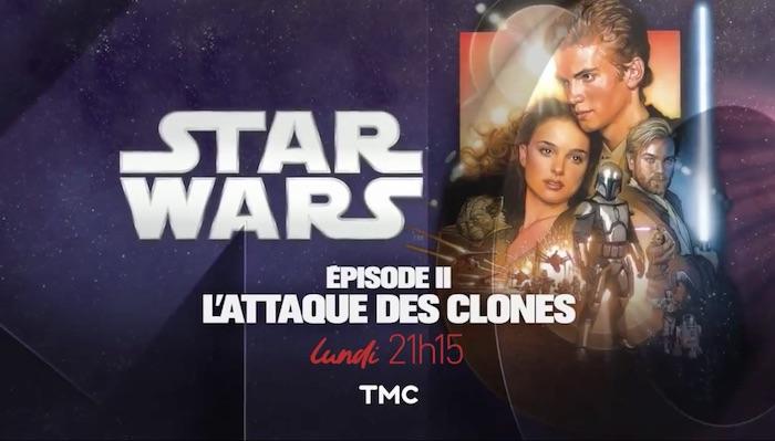« Star Wars épisode 2 : l'attaque des clones »