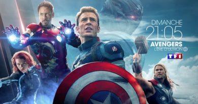 """Ce soir sur TF1, """"Avengers, l'ère d'ultron"""" (VIDEO)"""