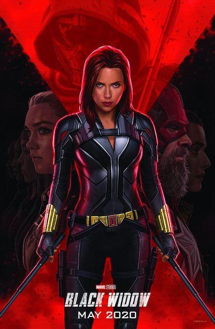 « Black Widow »
