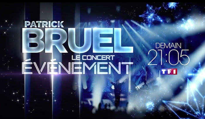 concert de Patrick Bruel en direct, live et streaming