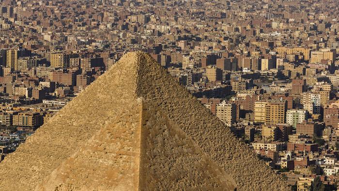 « L'Egypte vue du ciel »