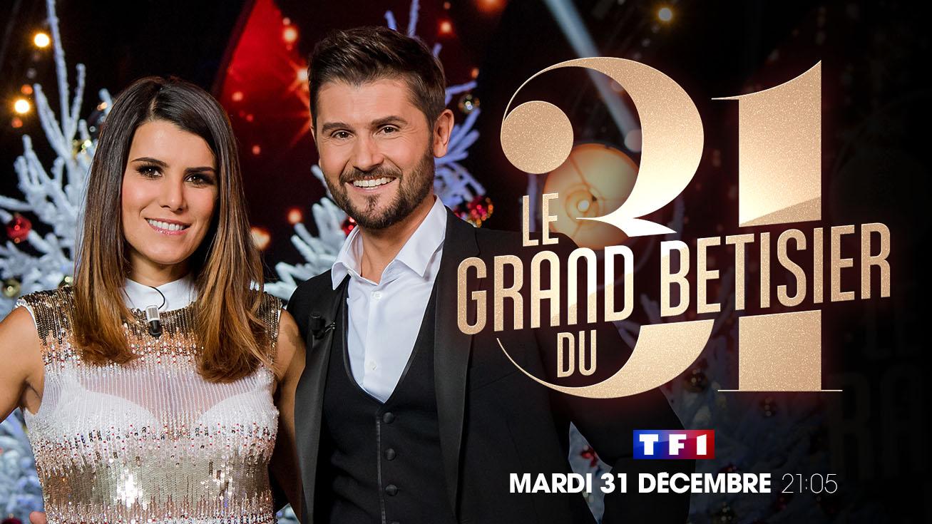 Réveillon du 31 décembre 2019 sur TF1