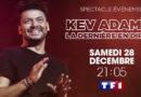 Kev Adams : la dernière en direct sur TF1 le 28 décembre depuis le Zénith de Nantes !