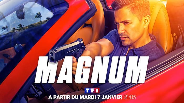 « Magnum » débarque ce soir sur TF1