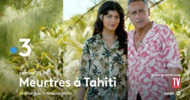 Audiences TV prime 12 juin 2021 : « Meurtres à Tahiti »  plus fort que « Belgique / Russie »