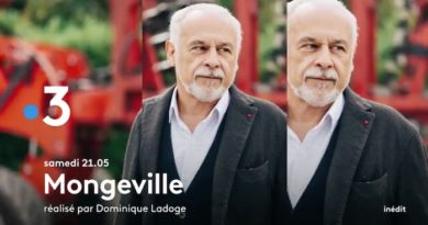 Audiences prime 7 décembre : Mongeville (France 3) beaucoup plus fort que Patrick Bruel (TF1)