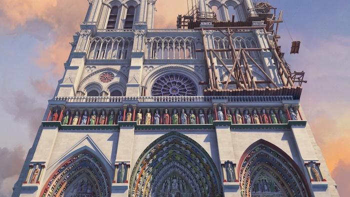 « Notre-Dame de Paris : l'épreuve des siècles »