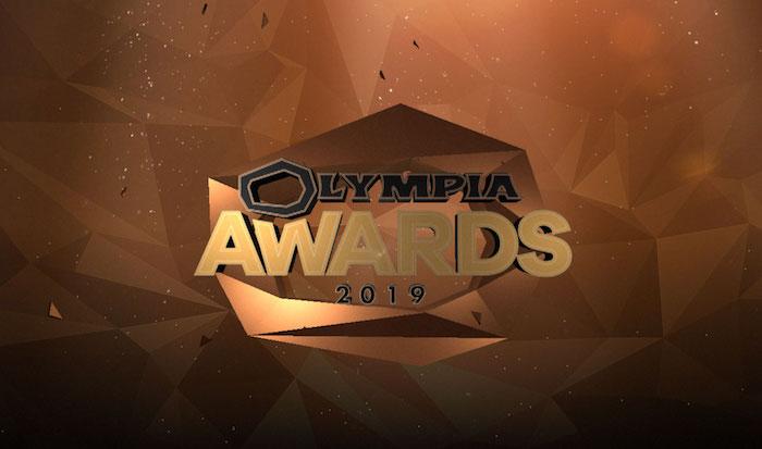 « Olympia Awards 2019 » invités