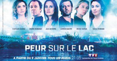 Audiences prime 23 janvier 2020 : TF1 leader avec le final de « Peur sur le lac »