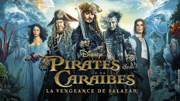 « Pirates des Caraïbes : La Vengeance de Salazar »