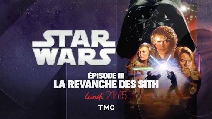 « Star Wars épisode 3 : la revanche des Sith »