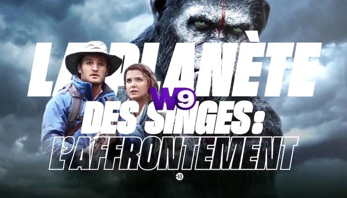 """""""La Planète des Singes : l'Affrontement"""""""