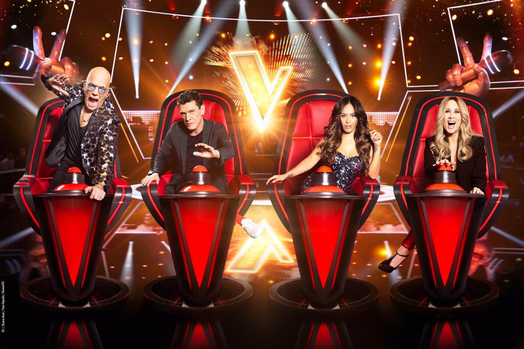 « The Voice » du 25 avril