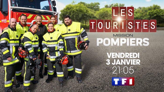 « Les Touristes : mission pompiers »