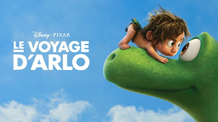 « Le voyage d'Arlo »