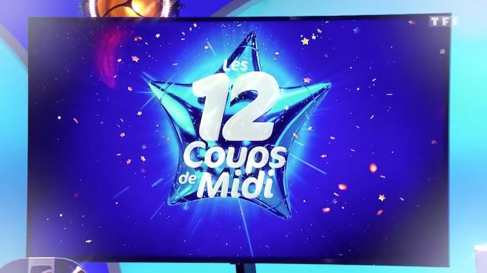 « 12 coups de midi » de TF1