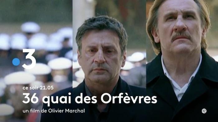 « 36 quai des orfèvres »