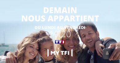 """TF1 déprogramme """"Demain nous appartient"""" dès le 23 mars"""