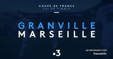 Coupe de France : « Granville / Marseille » en direct, live et streaming sur France 3 et France.Tv