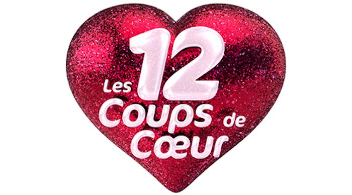 « Les 12 coups de coeur »