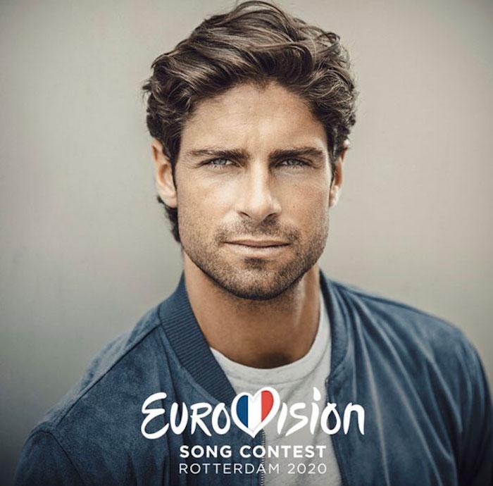 Tom Leeb représentant de la France à l'Eurovision 2020 (VIDEO)